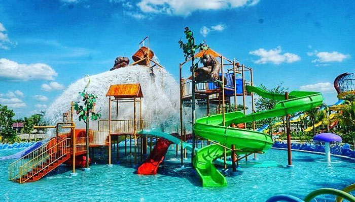paradise q waterpark