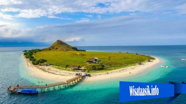 Pulau Kenawa Daerah Sumbawa Barat