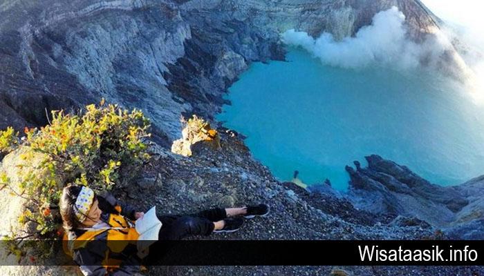 Fakta Menarik Destinasi Wisata Kawah Ijen Banyuwangi