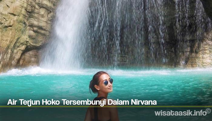Air Terjun Hoko Tersembunyi Dalam Nirvana