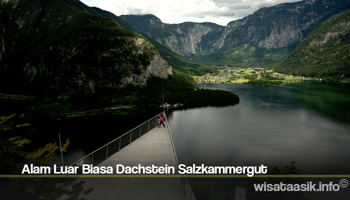 Alam Luar Biasa Dachstein Salzkammergut