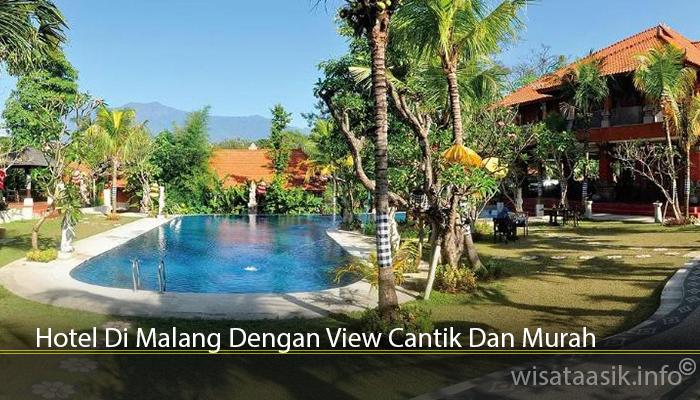Hotel Di Malang Dengan View Cantik Dan Murah