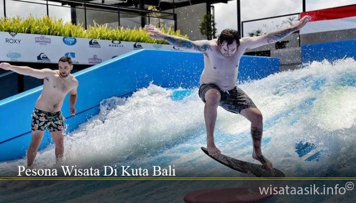 Pesona Wisata Di Kuta Bali