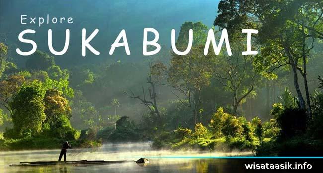 15 Tempat Wisata Di Sukabumi