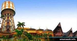 8 Tempat Wisata Terkenal Di Medan
