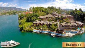 Wisata Pulau Samosir