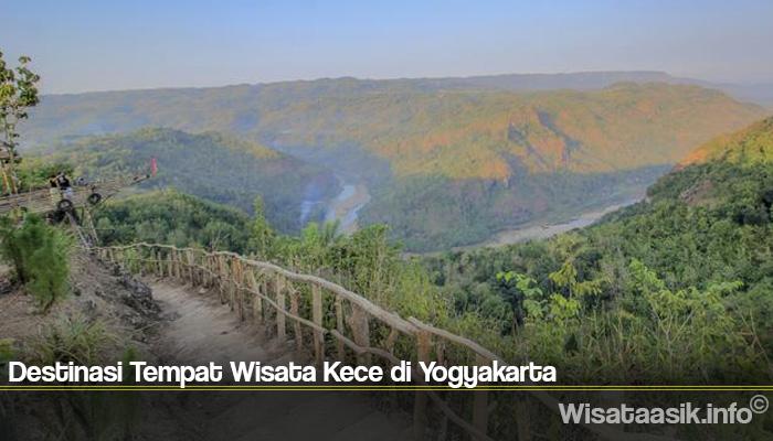 Destinasi Tempat Wisata Kece di Yogyakarta