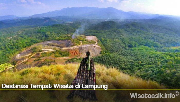 Destinasi Tempat Wisata di Lampung
