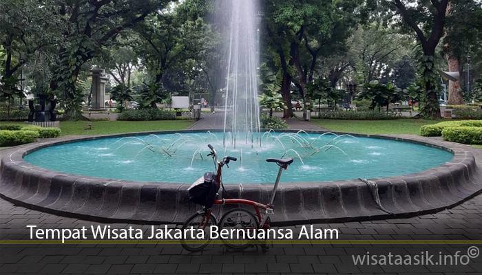 Tempat Wisata Jakarta Bernuansa Alam
